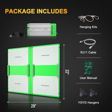 Load image into Gallery viewer, Spider Farmer SF7000 Foldable Led Grow Light