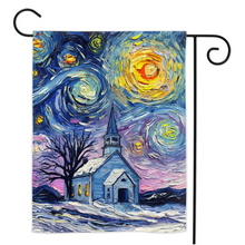 Load image into Gallery viewer, O Holy Night Yard Flags