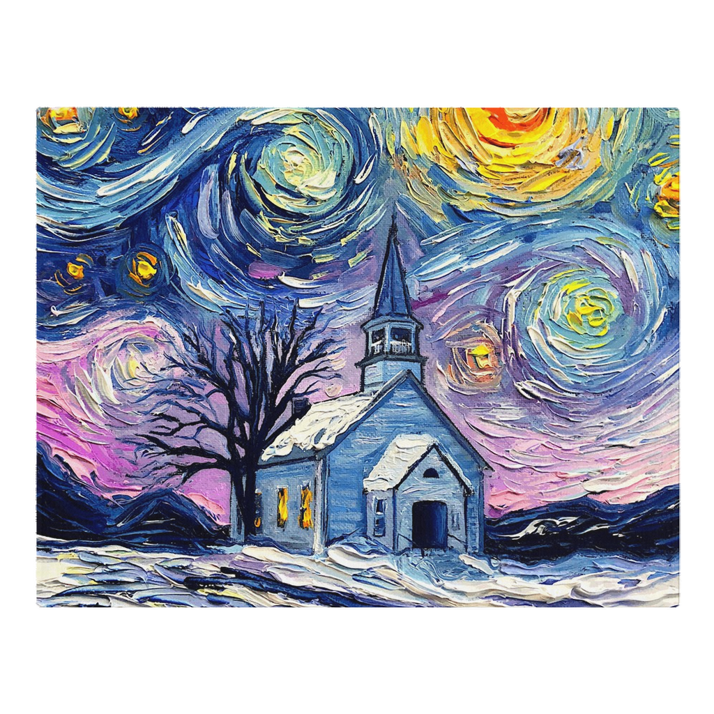 O Holy Night Woven Placemat