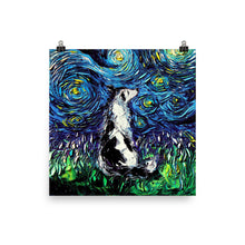 Load image into Gallery viewer, Border Collie, Matte Poster Print