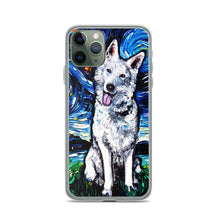 Load image into Gallery viewer, Swiss Shepherd iPhone Case