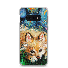 Load image into Gallery viewer, Pomeranian Night Samsung Case
