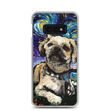 Load image into Gallery viewer, Shih Tzu Night 2 Samsung Android Case