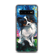 Papillon Night Samsung Case