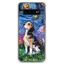 Load image into Gallery viewer, Beagle Starry Night Samsung Case