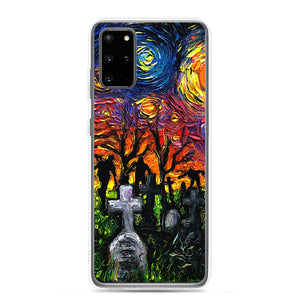 Starry Night of the Living Dead Samsung Case