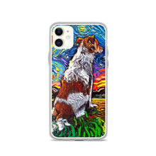 Load image into Gallery viewer, Nederlandse Kooikerhondje iPhone Case