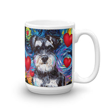 Load image into Gallery viewer, Schanuzer Valentine Coffee Mug