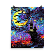 Load image into Gallery viewer, Transylvanian Night Matte Print