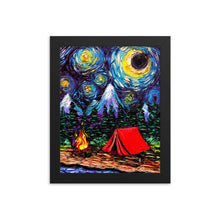 Load image into Gallery viewer, Off The Beaten Path Framed Print