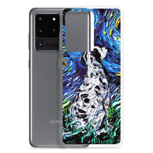 Load image into Gallery viewer, Dalmatian Night Samsung Case