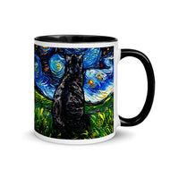 Gray Tabby Coffee Mug