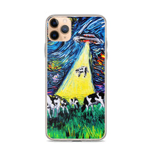 Load image into Gallery viewer, van Gogh Was Never Abducted iPhone Case