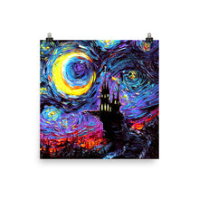 Load image into Gallery viewer, The Haunting of van Gogh Matte Print