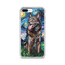 Load image into Gallery viewer, Shepherd Night iPhone Case