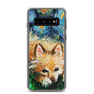 Pomeranian Night Samsung Case