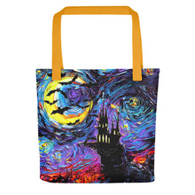 Load image into Gallery viewer, Limited Edition Transylvanian Night Tote bag