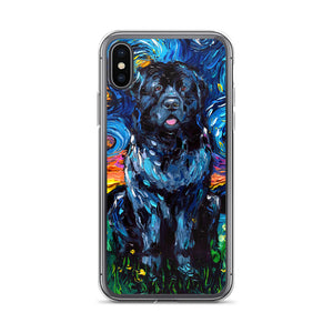 Newfoundland Newfie iPhone Case