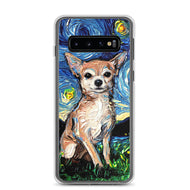 Chihuahua Night iPhone Case