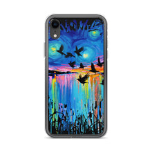 Load image into Gallery viewer, Murder of Crows iPhone Case
