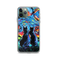 Load image into Gallery viewer, van Gogh's Cats Phone Case