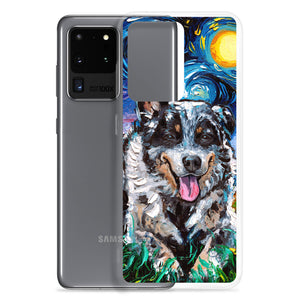 Australian Cattle Night Samsung Case