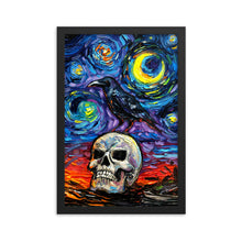 Load image into Gallery viewer, Nevermore Framed Print