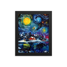 Load image into Gallery viewer, Winter Wonderland Framed Print