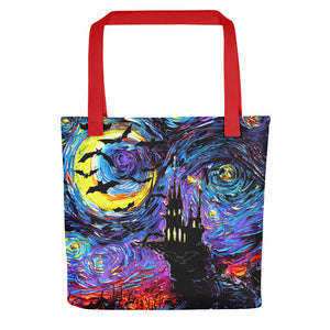 Limited Edition Transylvanian Night Tote bag