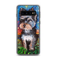 Yorkie Night 2 Samsung Case