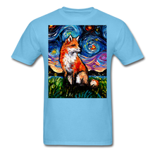 Load image into Gallery viewer, Unisex Classic T-Shirt - aquatic blue