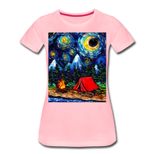 Load image into Gallery viewer, Off The Beaten Path Women's Premium T-Shirt - pink