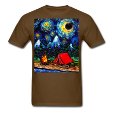 Load image into Gallery viewer, Off The Beaten Path Unisex Classic T-Shirt - brown