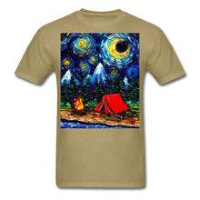 Load image into Gallery viewer, Off The Beaten Path Unisex Classic T-Shirt - khaki