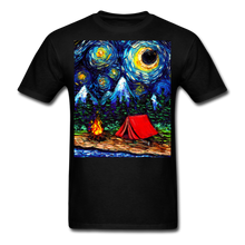 Load image into Gallery viewer, Off The Beaten Path Unisex Classic T-Shirt - black