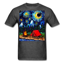 Load image into Gallery viewer, Off The Beaten Path Unisex Classic T-Shirt - heather black