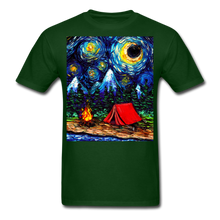 Load image into Gallery viewer, Off The Beaten Path Unisex Classic T-Shirt - forest green