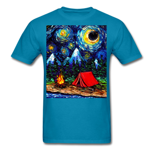 Off The Beaten Path Unisex Classic T-Shirt - turquoise