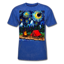 Load image into Gallery viewer, Off The Beaten Path Unisex Classic T-Shirt - mineral royal