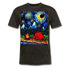 Load image into Gallery viewer, Off The Beaten Path Unisex Classic T-Shirt - mineral black