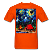 Load image into Gallery viewer, Off The Beaten Path Unisex Classic T-Shirt - orange
