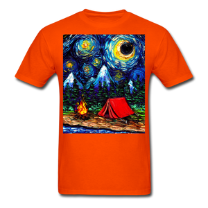 Off The Beaten Path Unisex Classic T-Shirt - orange