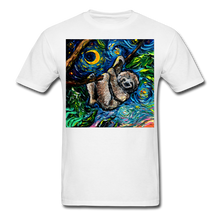 Load image into Gallery viewer, Just Hanging Around Unisex Classic T-Shirt - white