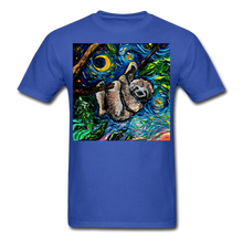 Load image into Gallery viewer, Just Hanging Around Unisex Classic T-Shirt - royal blue