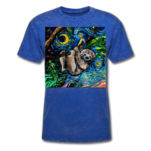 Load image into Gallery viewer, Just Hanging Around Unisex Classic T-Shirt - mineral royal