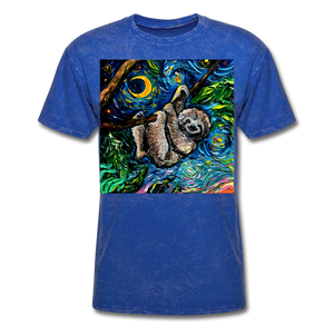 Just Hanging Around Unisex Classic T-Shirt - mineral royal