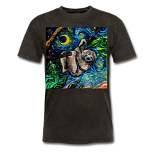 Load image into Gallery viewer, Just Hanging Around Unisex Classic T-Shirt - mineral black