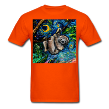 Load image into Gallery viewer, Just Hanging Around Unisex Classic T-Shirt - orange