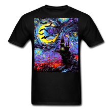 Load image into Gallery viewer, Transylvanian Night Unisex Classic T-Shirt - black