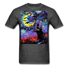 Load image into Gallery viewer, Transylvanian Night Unisex Classic T-Shirt - heather black